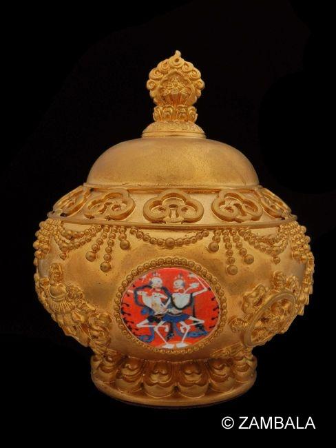 Blessed Treasure Vase S Dharma Items Buddhist Artifacts