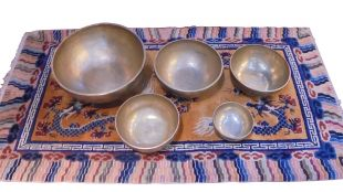 Singing Bowl ,hand made in Nepal (per Kg)